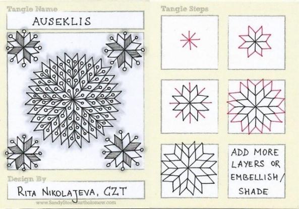 R.Nikolajeva, CZT, dotslinespatterns.com, tangle Auseklis.jpg
